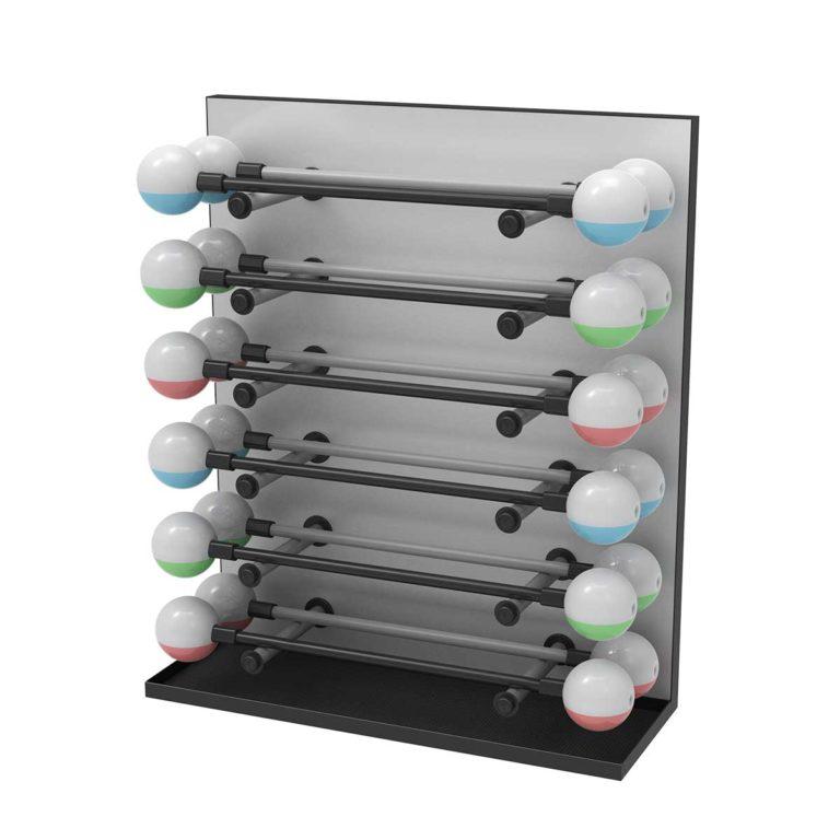 Body Bar Storage